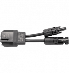 Connector- DC plus assembly