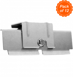 35 mm Enphase Frame Mount and Connector Clip kit