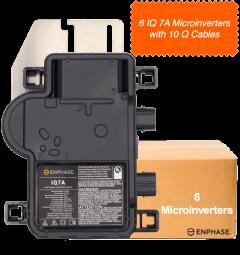 IQ 7A Microinverter multiple kit