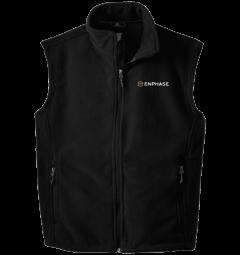 Mens value fleece vest