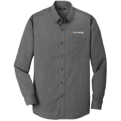 Nailhead Non-Iron Button-Down Shirt