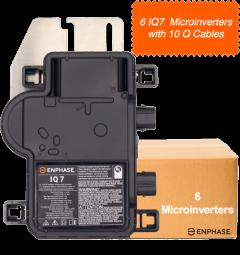 IQ 7 Microinverter multiple kit