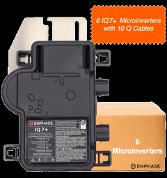 IQ 7+ Microinverter multiple kit