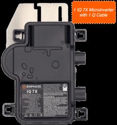 IQ 7X Microinverter kit