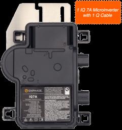 IQ 7A Microinverter kit